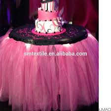 Pink Table Skirt by Pink Tutu Table Skirt Pink Tutu Table Skirt Suppliers And