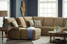 Sectional Sofa With Recliner Furniture Maximize Space In Your Living Room With Cozy Lazy Boy