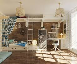 Kids Built In Desk by Built In Bunk Beds Cost Home Decor Ideas