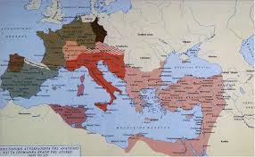 Byzantine Empire Map The Byzantine Empire Lecture 18 November Hist105fall2011