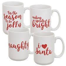 christmas mug 1 christmas mugs and tumblers dollartree