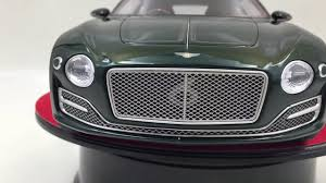 bentley exp 10 speed 6 bentley exp 10 speed 6 concept 1 18 gt spirit gt098 youtube