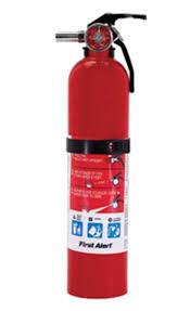 First Alert Kitchen Fire Extinguisher by Rv Fire Extinguisher 1 A 10 B C