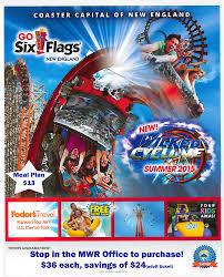 Six Flags New England Park Map Six Flags New England Discount Uscg Base Cape Cod Mwr