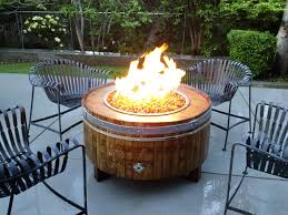 patio propane fire pits home design inspirations