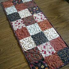quilted table runner arts crafts and design finds