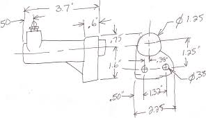 jeep drawing easy hydraulic clutch conversion amc jeep cj5 cj7 cj8 5 0 mustang free