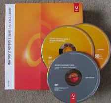 adobe creative suite 5 design standard adobe image and audio software for mac ebay