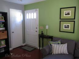 door accent colors for greenish gray great green favorite paint colors blog