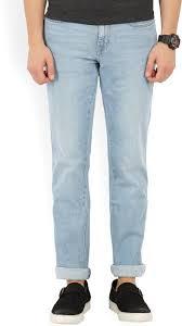 wrangler light blue jeans wrangler slim men s light blue jeans buy blue wrangler slim men s