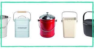 poubelle compost pour cuisine composteur de cuisine 9 composteurs de cuisine à découvrir