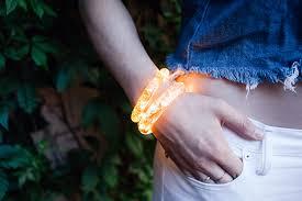 fairy led bracelet learn sparkfun com