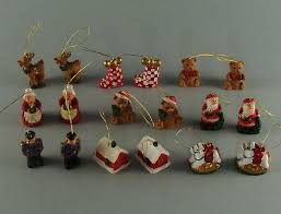 mini ornaments for tree rainforest islands ferry