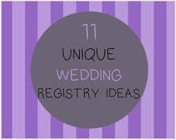 alternative wedding registry alternative wedding gift registry ideas wedding ideas