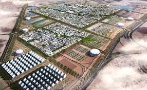 Utopia Faucets Masdar City In Abu Dhabi Will Have No Light Switches Or Water