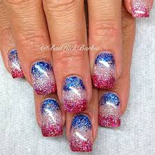15 4th of july acrylic nail art designs 2016 fourth of july