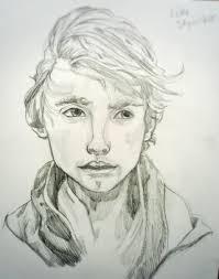 drew luke skywalker haha he u0027s my first drawing in my new sketch