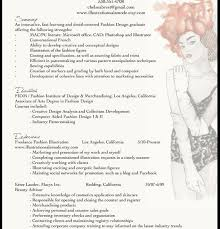 Fashion Resume Templates Fashion Resume Templates Haadyaooverbayresort Com