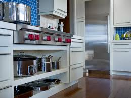 Open Shelves Under Cabinets Pick Your Favorite Kitchen Hgtv Dream Home 2018 Behind The