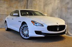 2015 maserati quattroporte information and photos zombiedrive