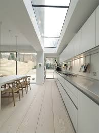 long narrow kitchen designs projeto luminotécnico u003d cozinha kitchen white wood parquet and