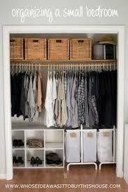 Shallow Closet Organizer - 10 small closet organization ideas just diy decor closet ideas