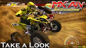 atv motocross mx vs atv supercross x360 ps3 gameplay xbox 360 720p take a