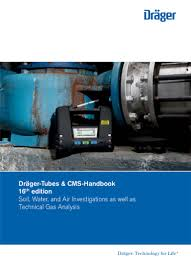 flow tech drager tube and chip measurement system handbook 16th ed u2026