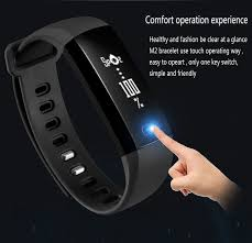 heart healthy bracelet images Smart wristband heart rate monitor m2 watches blood pressure smart jpg