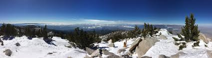 current winter conditions 2016 mount san jacinto the last