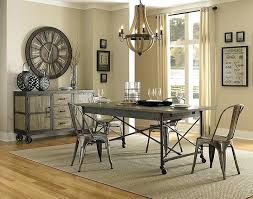 vintage dining room sets industrial kitchen table furniture industrial dining room furniture