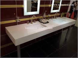 bathroom vanity top sink acrylic solid surface bathroom vanity