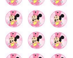 minnie mouse baby shower etsy