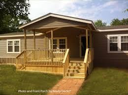 Interior Design Ideas For Mobile Homes Alluring Front Porch Designs For Mobile Homes With Home Design