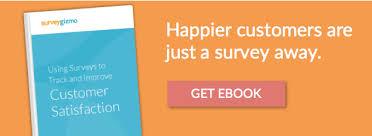 sample questions customer satisfaction surveys