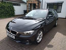2014 bmw 330 d estate only 63k miles full service history idrive