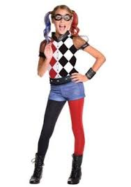 Kids Halloween Scary Costumes Kids Harley Quinn Costume Bloody Ghost Scary Costumes