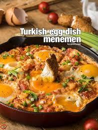 dinner egg recipes turkish egg dish menemen give recipe