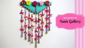 diy crafts homemade christmas wall decor idea how to decorate