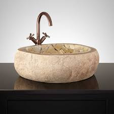 Stone Bathroom Sinks by Onyx Stone Sink Signature Hardware