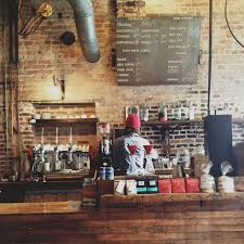 Bike Workshop Ideas Wooden Coffee Counter At The Hub In Springfield Mo Incredible