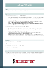 best free resume maker resume example and free resume maker