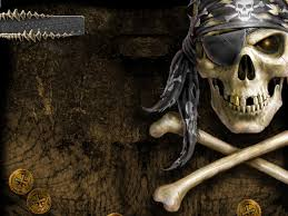 halloween background skulls fantasy pirate art fantasy pirate wallpaper my fantasy world