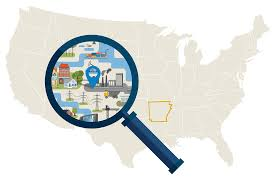 Little Rock Crime Map Safest Cities In Arkansas See The Top 25