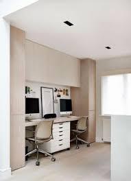 bureau malin aménagement coin bureau dans maison avec peinture nuances de