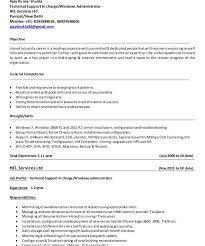 Vmware Resume Examples by Innovation Vmware Resume 3 Resume Ajay Shukla Windows Server Admin
