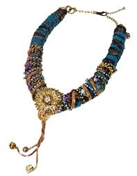 gorgeous and unique saina neckpiece design for women fashion