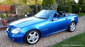 video review of mercedes slk230 convertible for sale sdsc
