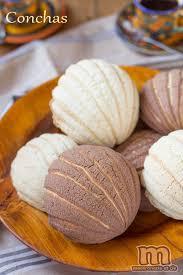 cuisiner mexicain conchas mexique pains coquillages macaronette et cie