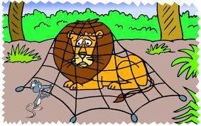 lion and the mouse u2013 katha kids